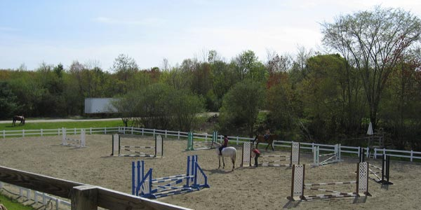 facilities - outdoor ring